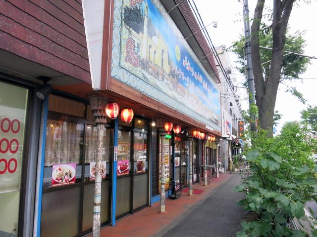 さいたま市桜区 ウイグル料理 シルクロード ムラト