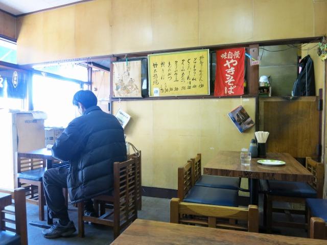あま太郎焼 店内の様子