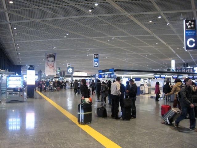 成田空港 第一旅客ターミナル