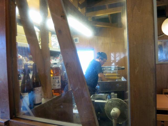 まるしょう 製麺室