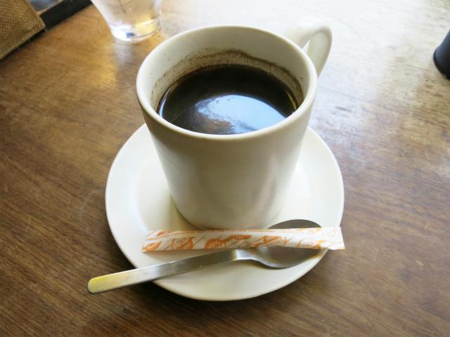 バリコーヒー(Kopi Bali) ランチだと200円