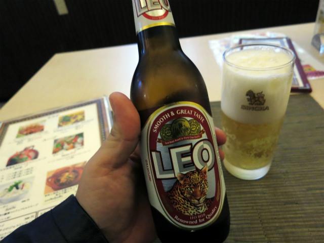 LEO BEER 650円