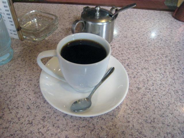 コーヒー 430円