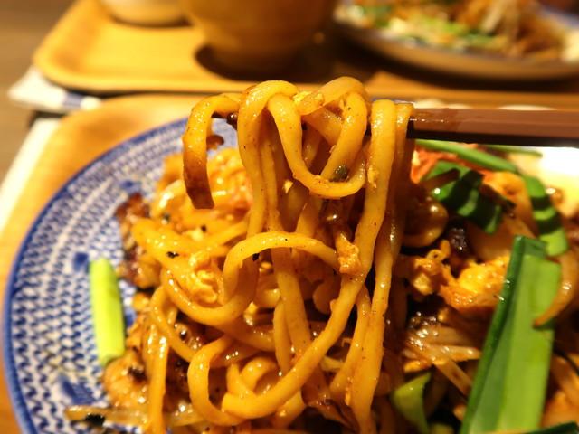 モチモチの生麺