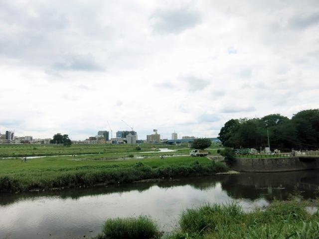 多摩川河畔 兵庫島公園