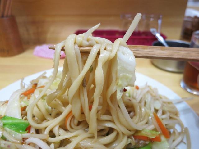 コシの強い手延べ麺、美味しい