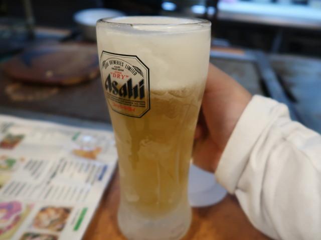 アサヒ・スーパードライ 390円