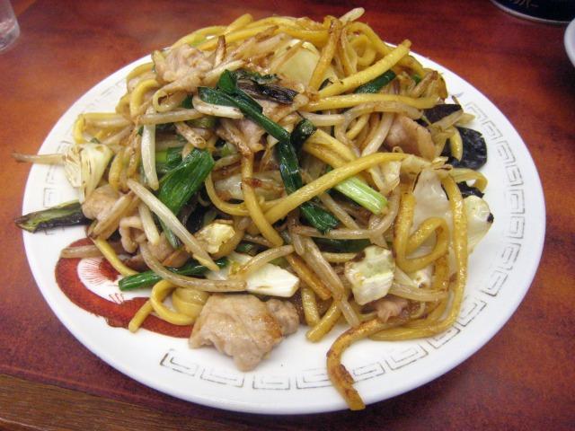 焼きそば コシのある太麺