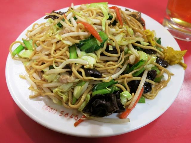 上海麺 700円