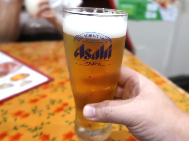 アサヒスーパードライ 530円