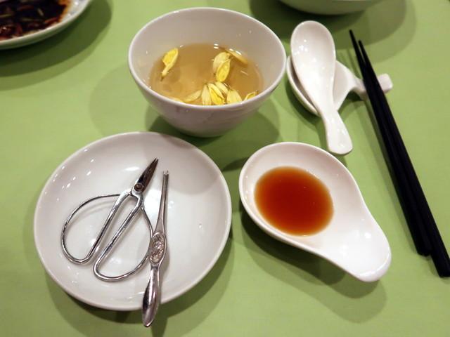 いよいよ上海蟹が来るぞ