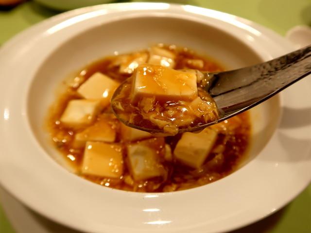 上海蟹と豆腐の煮込み/蟹粉豆腐