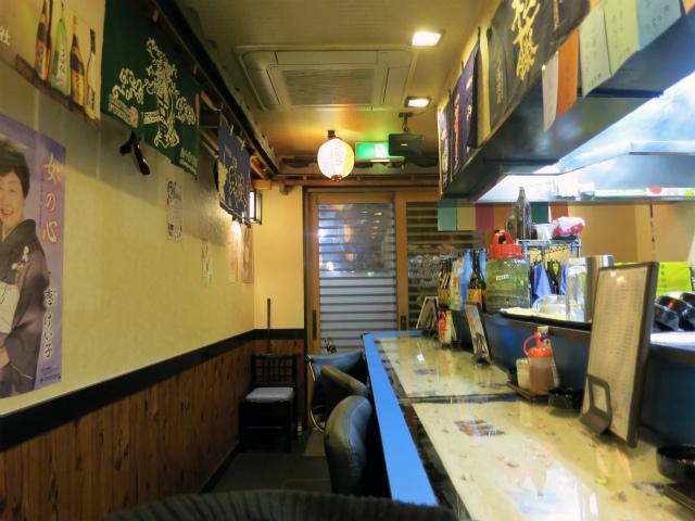 琉球茶屋くわっちー 野方店 店内の様子