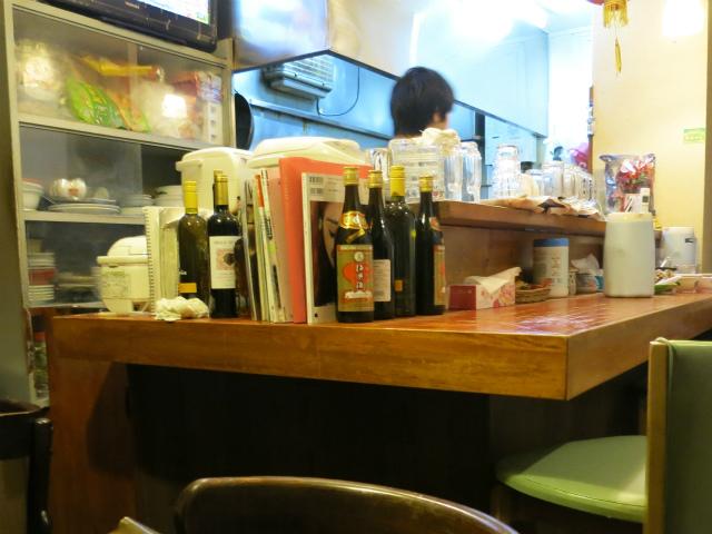 馬来風光美食 店内の様子