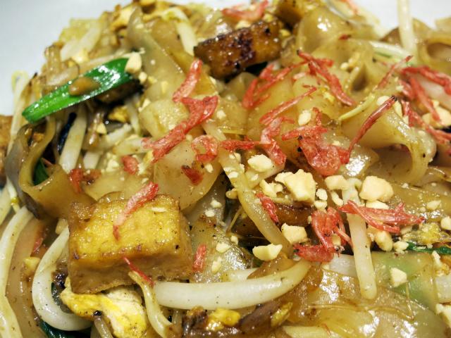 タイの国民食、美味しいです