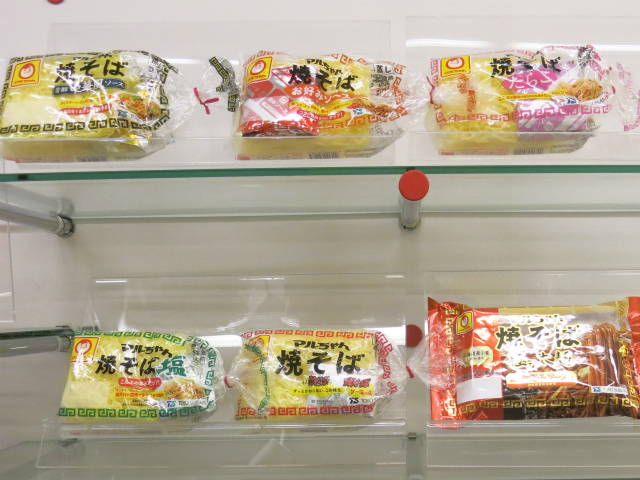 日本一売れているマルちゃん焼そば