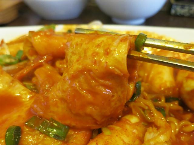 韓国式の練りもの=オデンも使われてます