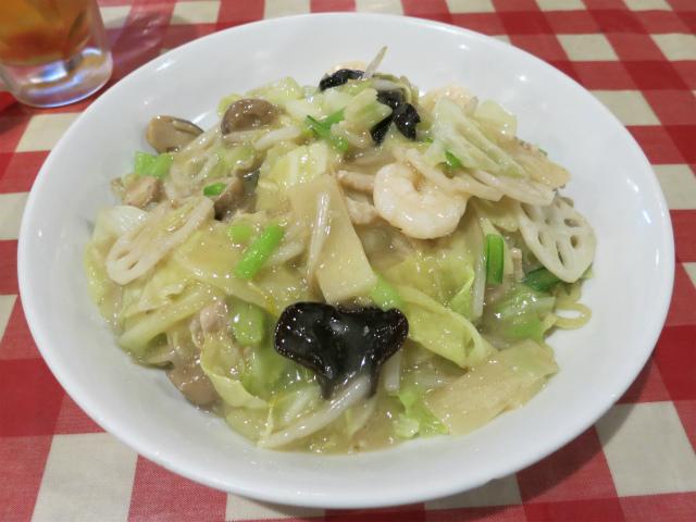 チャップスイ麺(Chop suey noodle) 980円