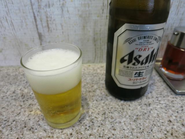 瓶ビール 500円