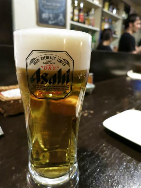 生ビール 250円!!