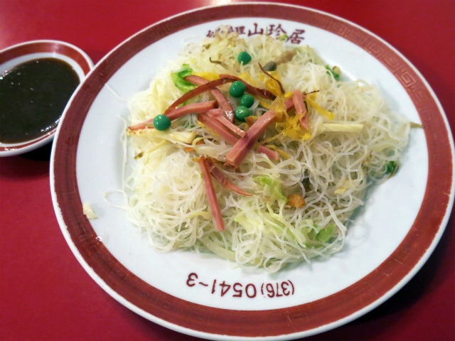 焼ビーフン(焼米粉) 700円