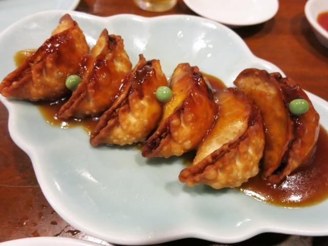 揚餃子 700円