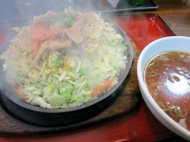 じゅうじゅう麺 900円