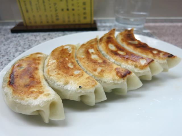 焼餃子 500円