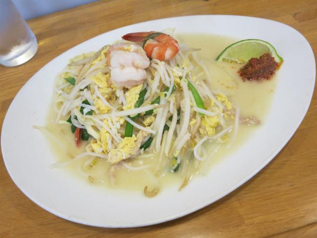 福建麺(ホッケンミー) 1580円