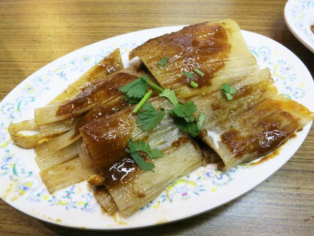 焼き冷麺(烤冷面) 500円