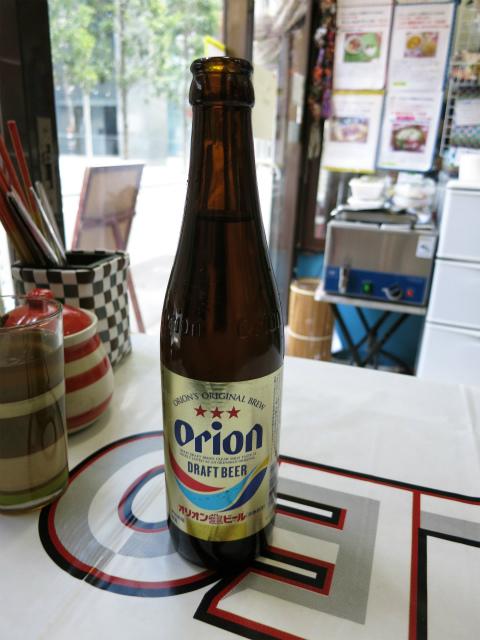 オリオンビール 400円