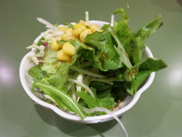 シャキシャキ野菜のサラダ、ヘルシー