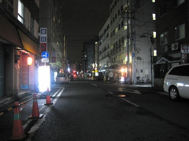横浜市の寄せ場 寿町