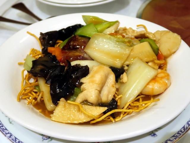 什錦炒麺/五目焼きそば 1950円
