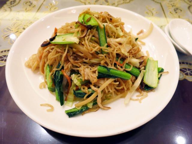 上海焼きそば(上海炒麺) 1000円