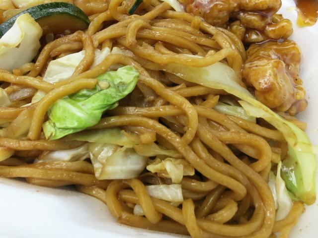 ヌードル(Noodle) 焼いてないかも?
