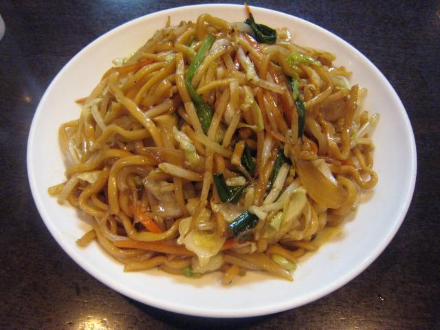 焼きそば(成喜特製太麺) 577円