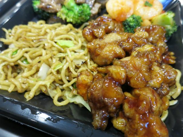 オレンジチキン、アメリカ中華の傑作