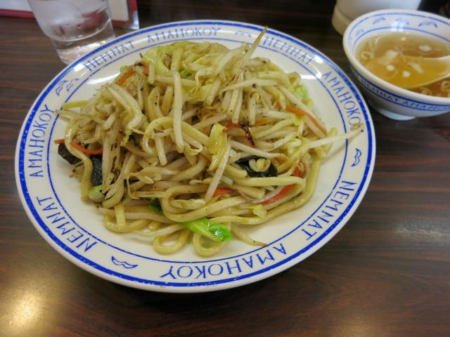 上海やきそば 720円