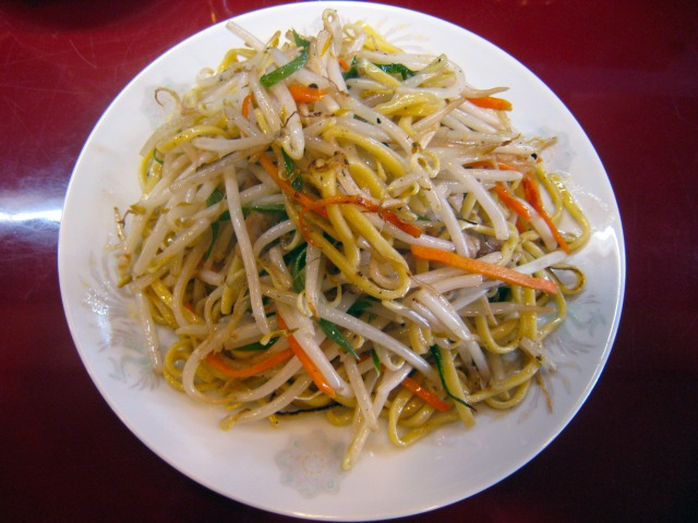 炒麺(やきそば) 並 600円