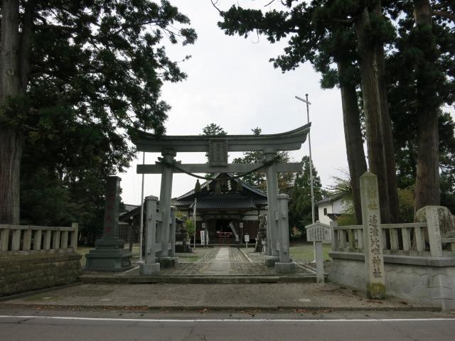辺津比咩(へつひめ)神社、通称・穴水大宮