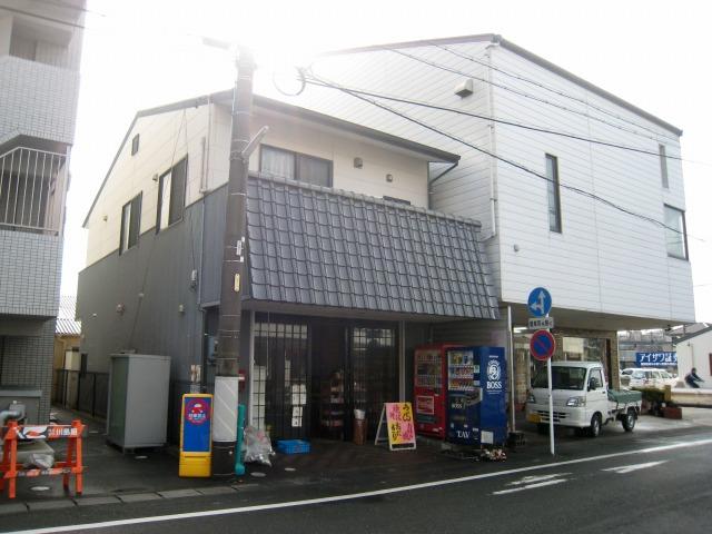 掛川駅 おでん 青野商店
