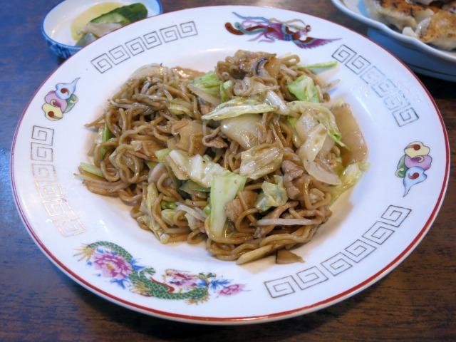炒麺(ソース焼きそば) 700円