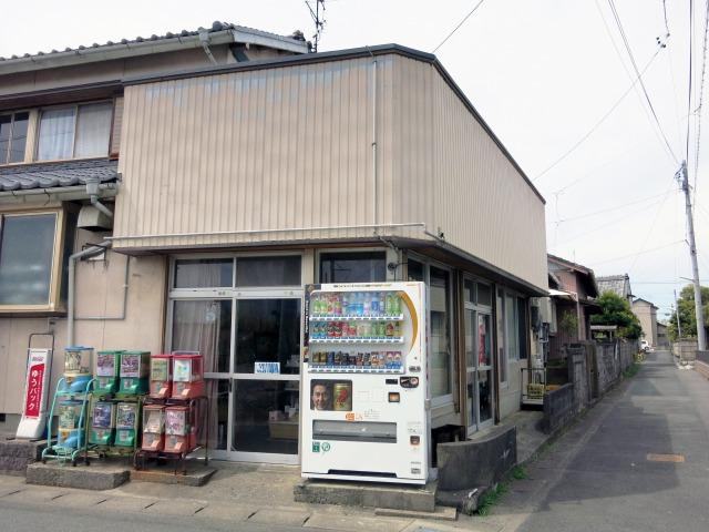 浜名湖 村櫛町 中野商店 通称「たけいちゃ」