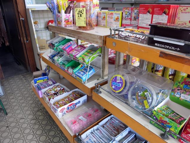 愛松屋 駄菓子がたくさん