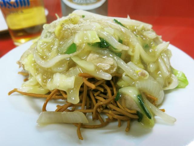 炸麺(ツアメン/バリそば) 470円