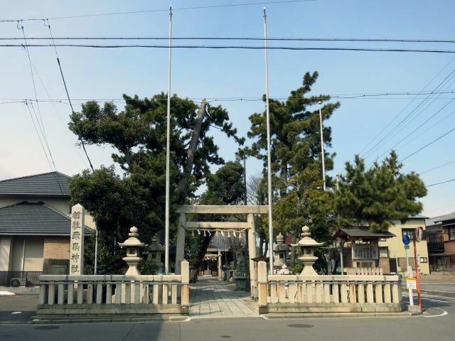富田一色 飛鳥神社