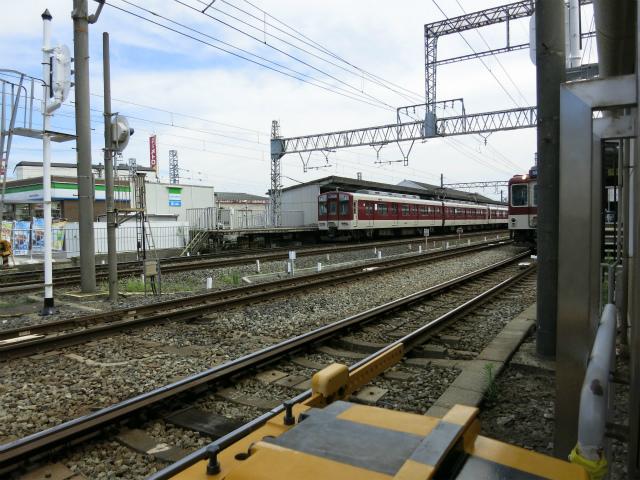 近鉄南大阪線 河内天美(かわちあまみ)駅