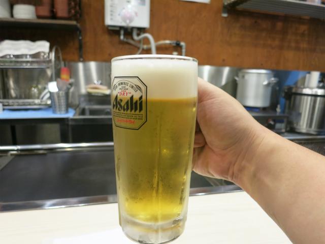 生ビール 390円