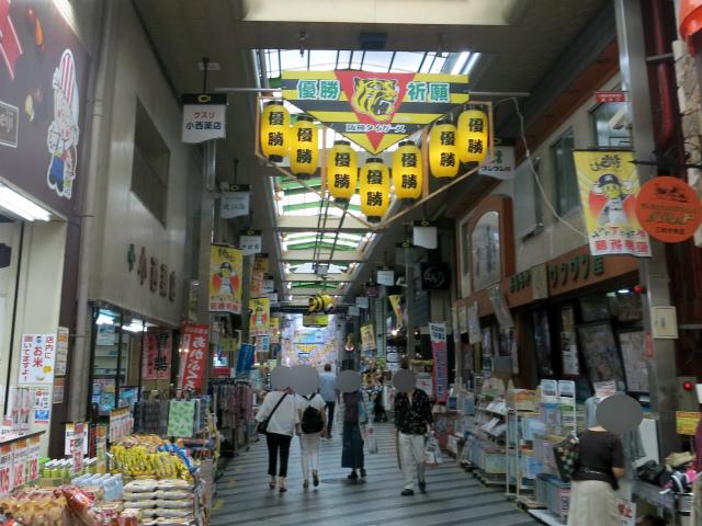 尼崎中央商店街